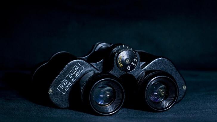 Idealna lornetka do obserwacji nocnych